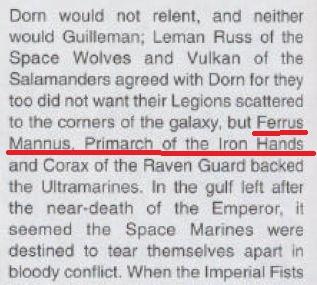 [Fluff SPOILERS] Destin de Vulkan: fluff ancien et nouveau - Page 2 Indexa11