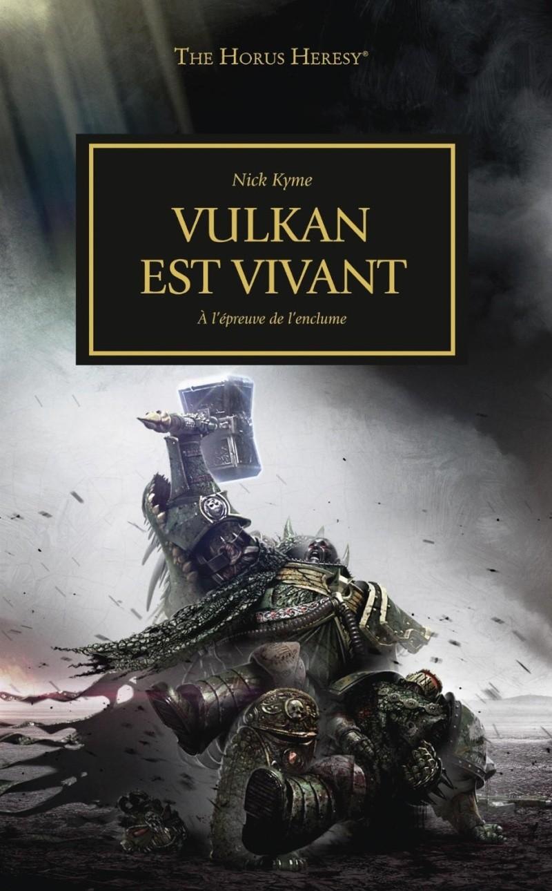 Vulkan est vivant de Nick Kyme Vulkan11