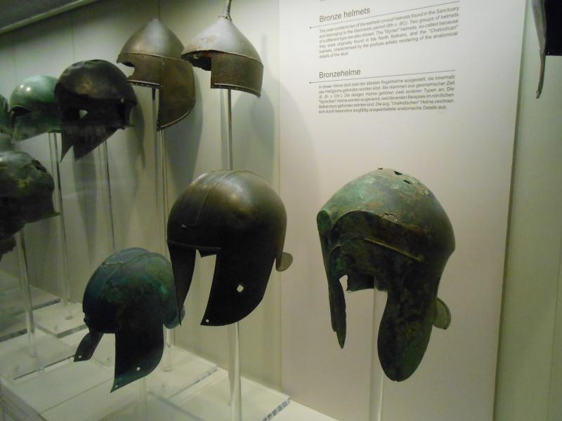 Musée d'Olympie ... Vacanc17