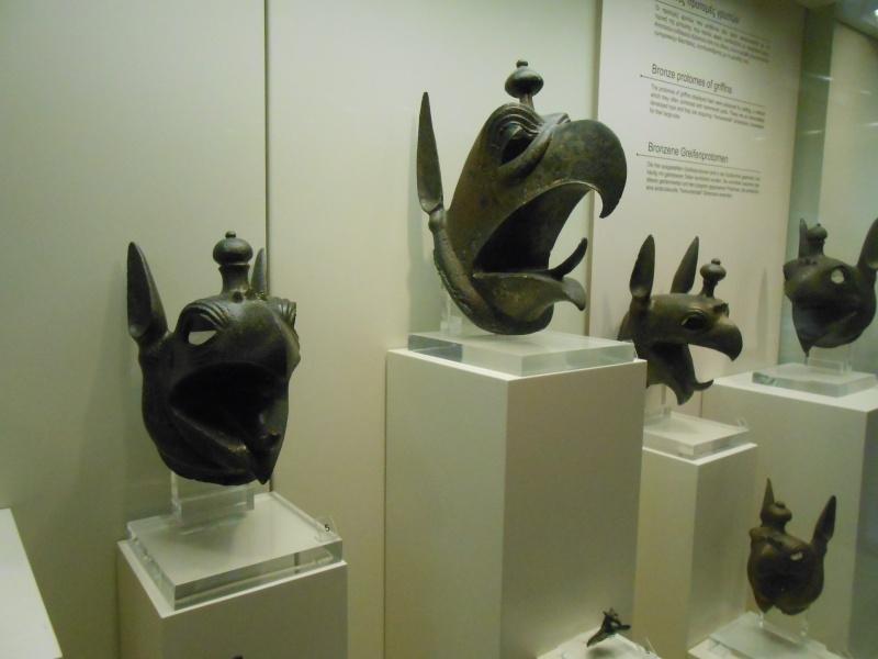 Musée d'Olympie ... Vacanc20