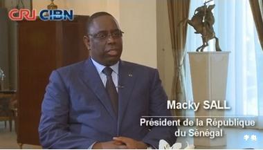 Le président sénégalais Macky Sall en visite d'Etat en Chine (19-21 février 2014) Pre-se10