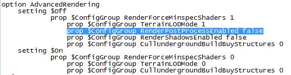 [Bloc-notes] Supprimer la brillance des objets Sims 3  0410