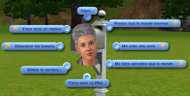 Les codes de triche Sims 3 Fdh10