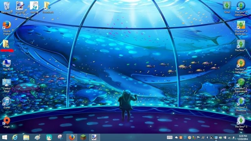 Screenshot? ^-^ Deskto12