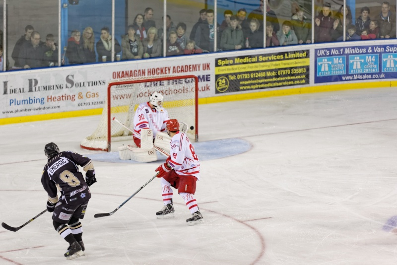 Hockey sur glace - Swindon Wildcats vs. Milton Keynes Lightning Fg5c0511