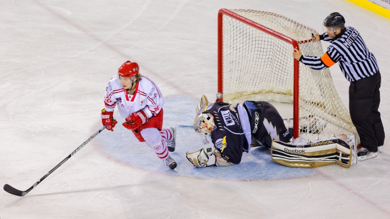 Hockey sur glace - Swindon Wildcats vs. Milton Keynes Lightning Fg5c0514