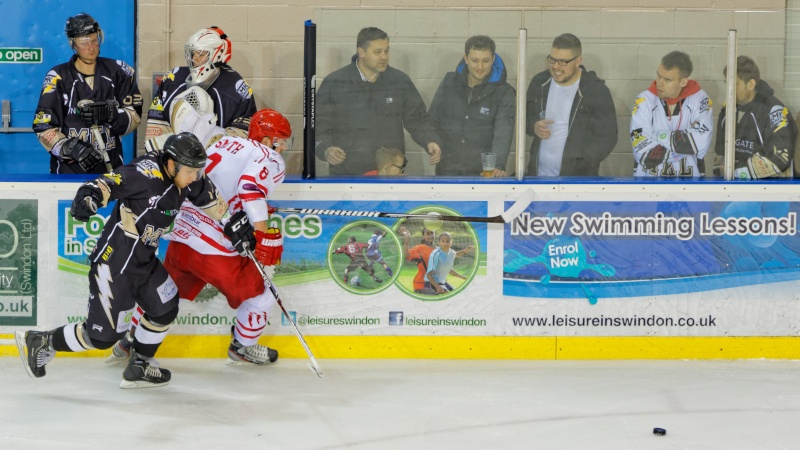Hockey sur glace - Swindon Wildcats vs. Milton Keynes Lightning Fg5c0516