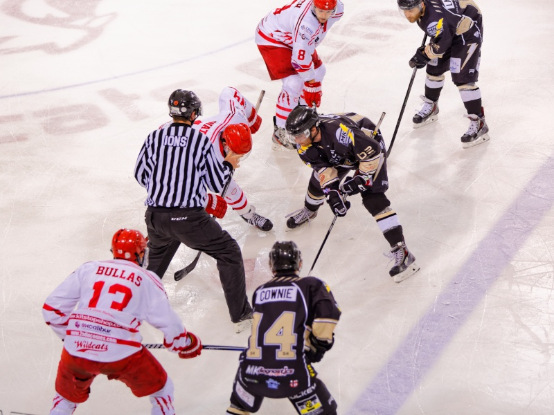 Hockey sur glace - Swindon Wildcats vs. Milton Keynes Lightning Fg5c0517