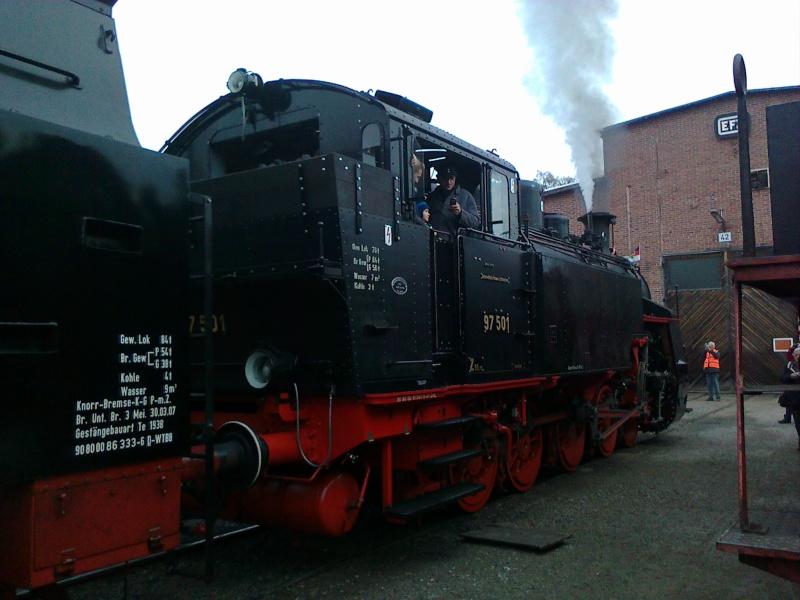 40 Jahre Eisenbahnfreunde Zollernbahn 01112010
