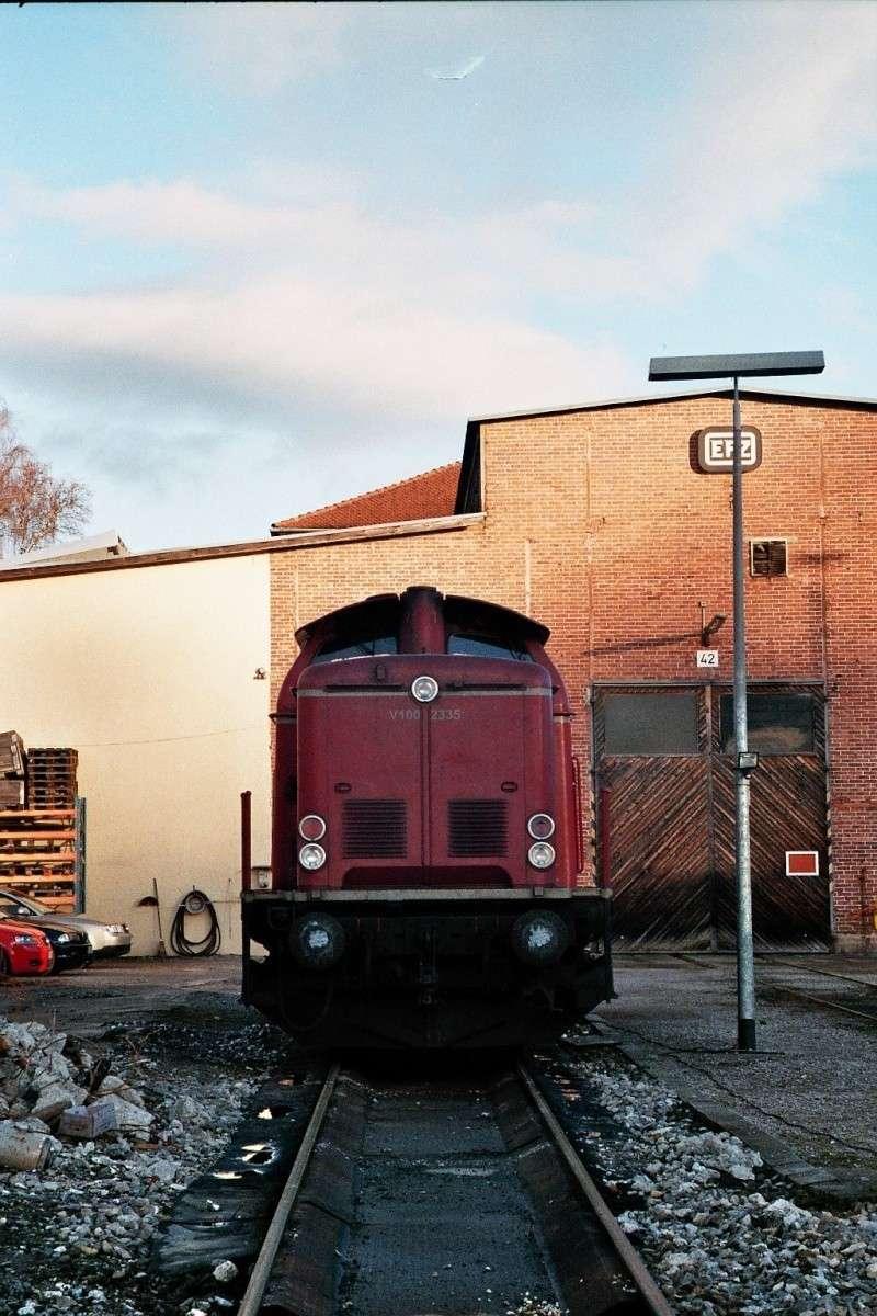 Die Baureihe V100 der DB - 211-213 2014-011