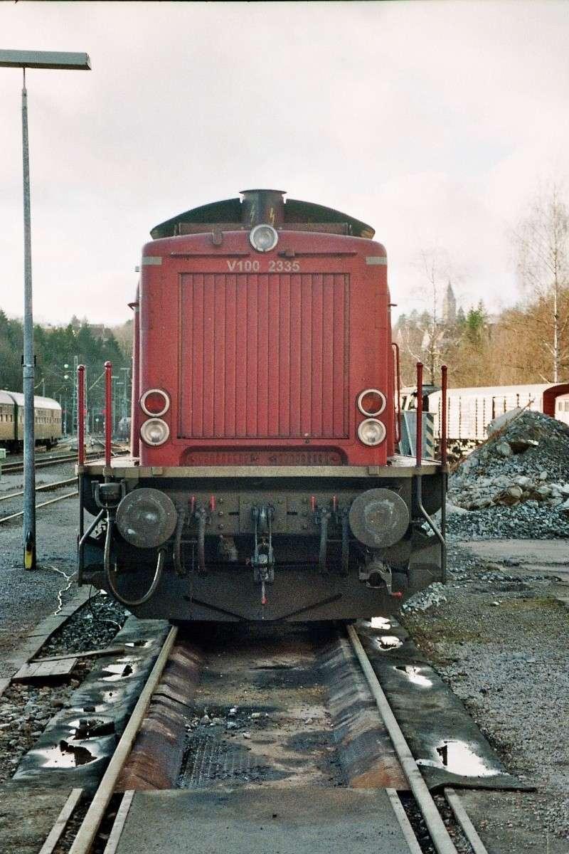 Die Baureihe V100 der DB - 211-213 2014-013