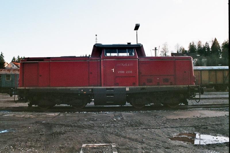 Die Baureihe V100 der DB - 211-213 2014-014