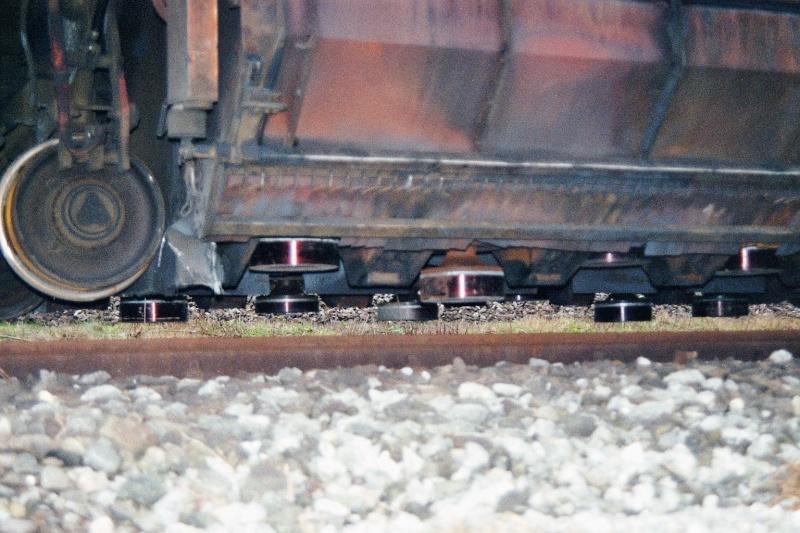 Schienenschleifzug der Firma Schweer 2014-017