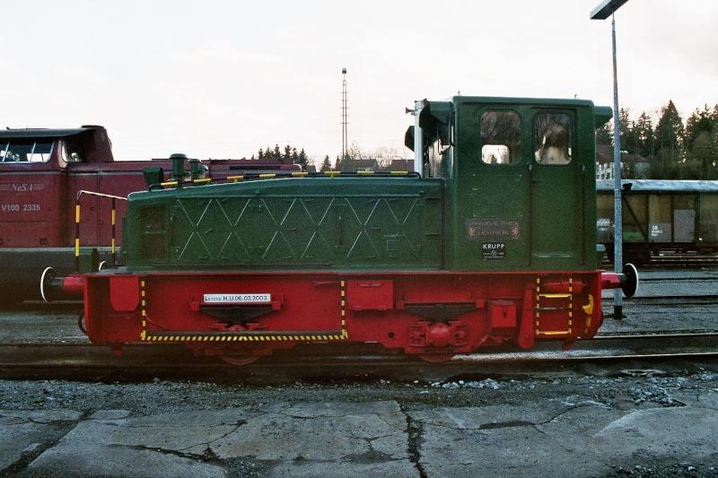 Werkslok Typ 220 PS von Krupp 2014-039