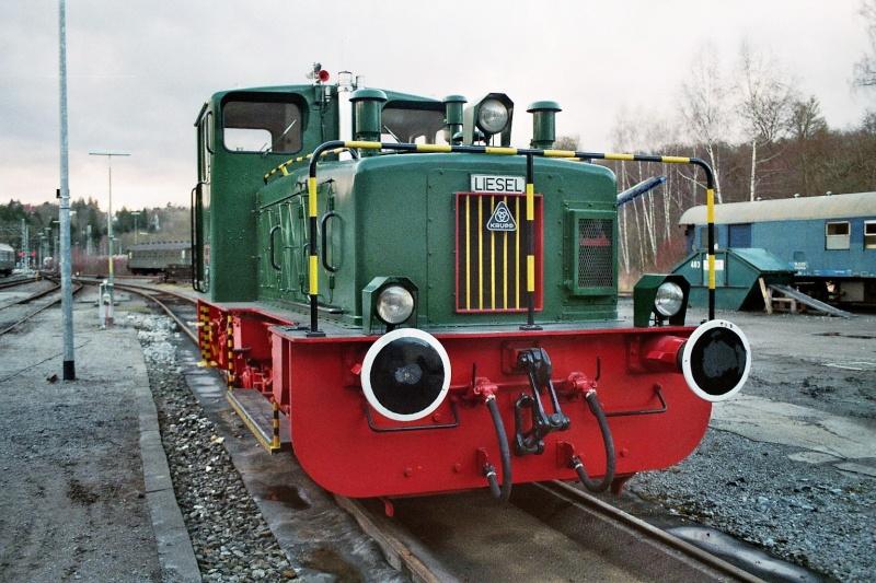 Werkslok Typ 220 PS von Krupp 2014-042