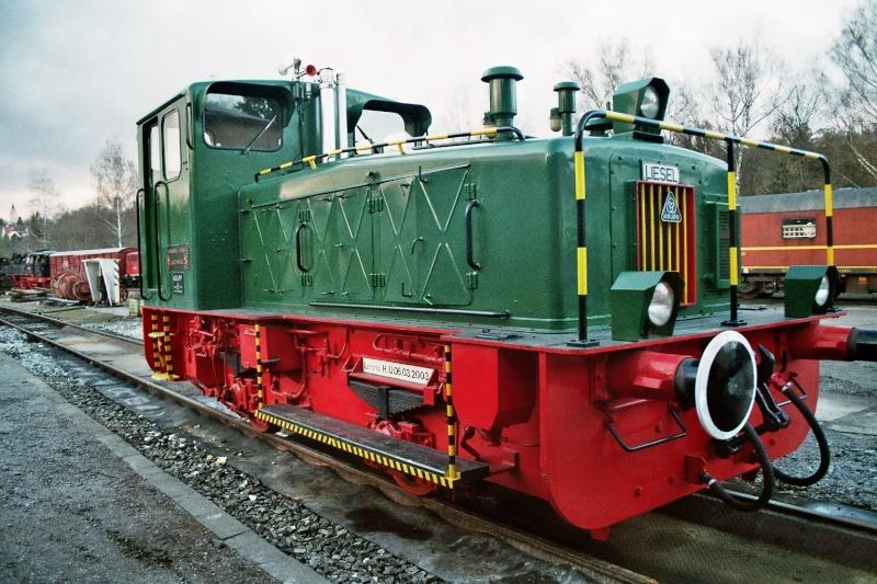 Werkslok Typ 220 PS von Krupp 2014-043
