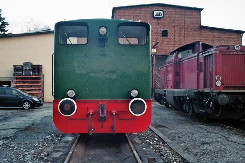 Werkslok Typ 220 PS von Krupp 2014-046