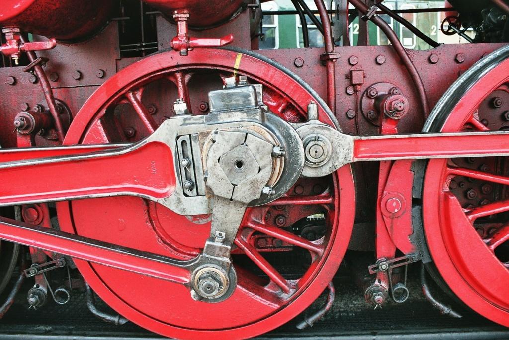 Baubericht Lok der Baureihe 52, M 1:16 2014-047
