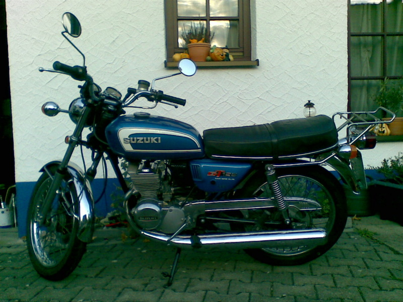 Suzuki GT 125 Bj 1974 22102010