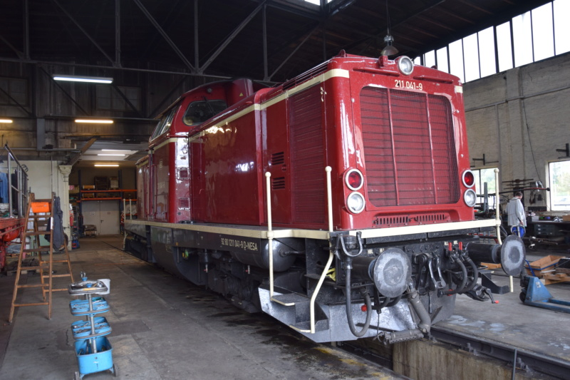 Die Baureihe V100 der DB - 211-213 Dsc_0019