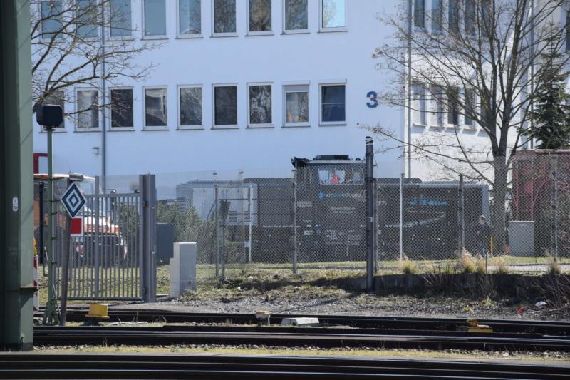Gmeinder DE 75 BB Werkslokomotive Mercedes Benz Sindelfingen Dsc_0316