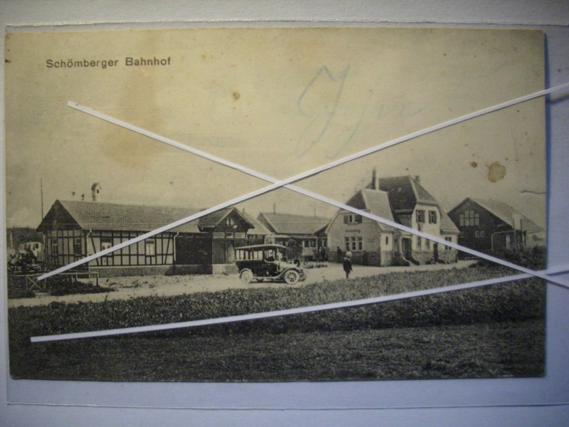 Bahnhof Schömberg in H0 Dsci0915