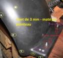 Réparation Garde Boue Arrière F16 Dscn3017
