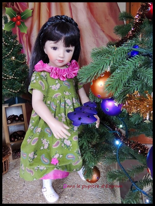 Paloma et Lilou fêtent Noël 012_no12