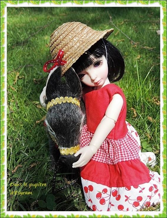 Violette, née Amy de 5Stardoll  Violette se fait un ami  page 2 046_le15