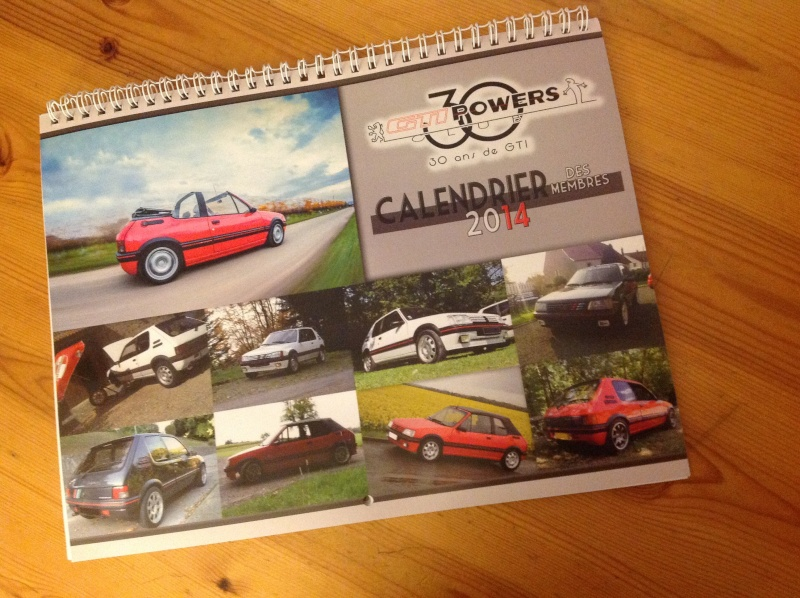 [Commande] Calendriers Club GTIPOWERS 2014 - Page 4 Image11