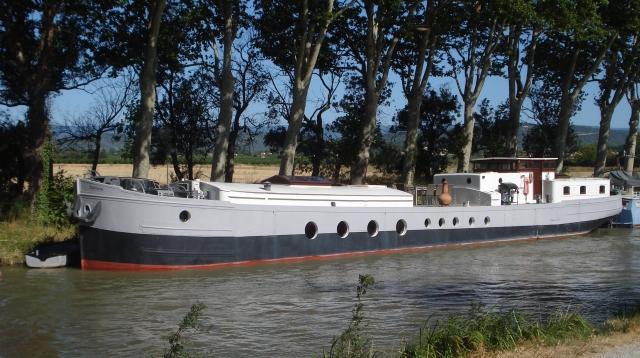 La péniche Sonana et son Gîte Flottant, 11120 Le-Somail - Ginestas (Aude) 14041410