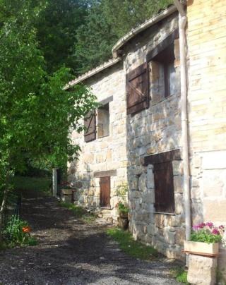 Gite dans un hameau en Quercy Rouergue, 46100 Capdenac (Lot) 4tlnix10