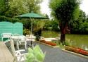 Location gîte de vacances bord de rivière Marais Poitevin, 85450 La-Taillée (Vendée) Latail12