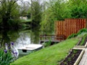 Location gîte de vacances bord de rivière Marais Poitevin, 85450 La-Taillée (Vendée) Latail13