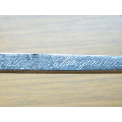 marquages d'un briquet Klingenthal _0000410