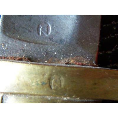 marquages d'un briquet Klingenthal _0000511
