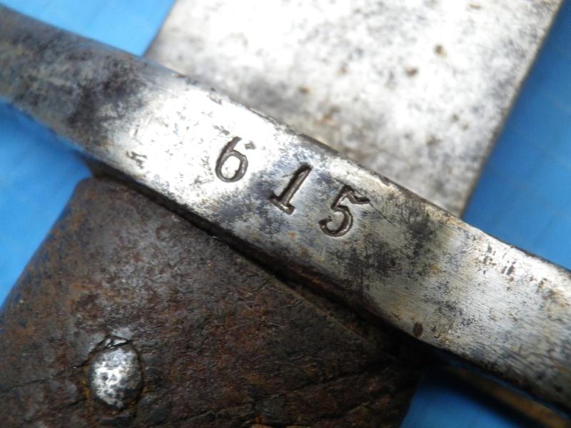 Sabre baïonnette pour Enfield Mle 1860 Imgp6629