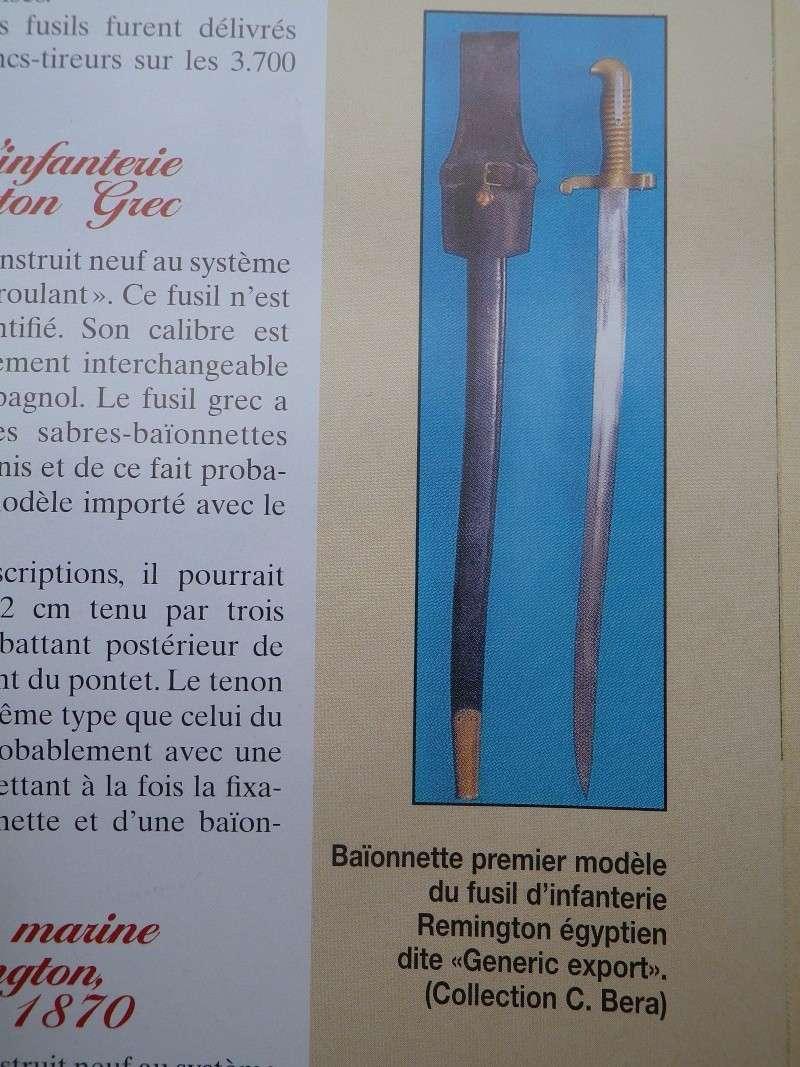 Baïonnette pour le Remington grec 1871 ? Imgp6910