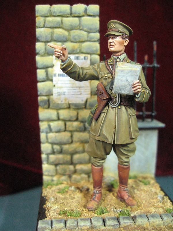 lieutenant royal engineers - tommy's war - 54mm Img_3210