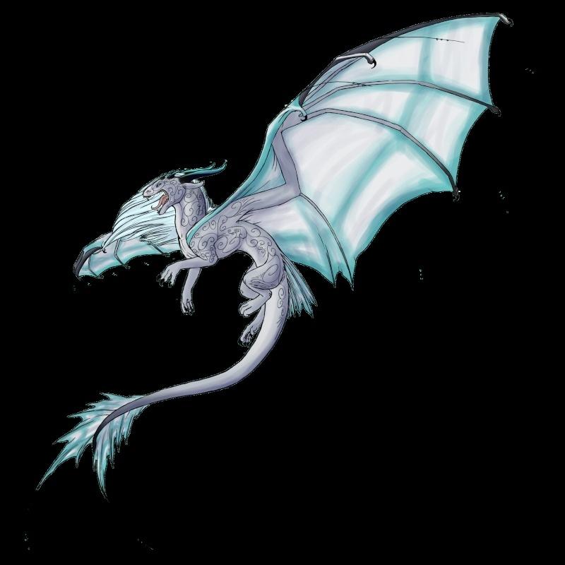Dragon de Hielo Dragon10