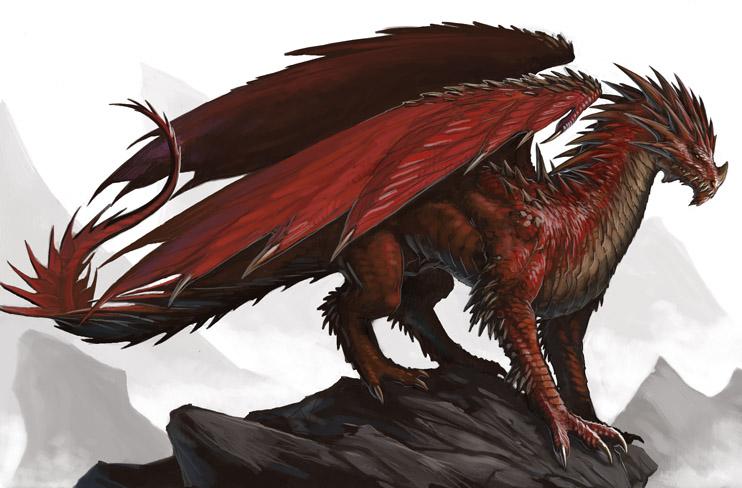 Dragón de Fuego Dragon11