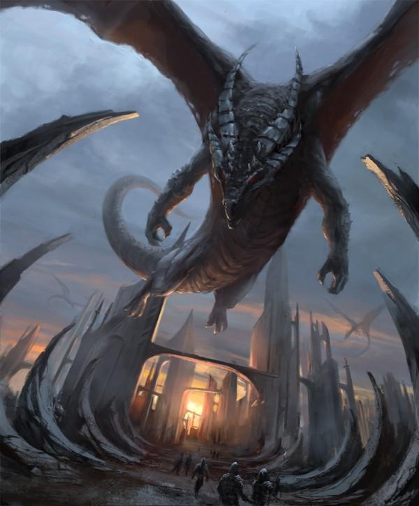 Dragón Titan  Dragon16
