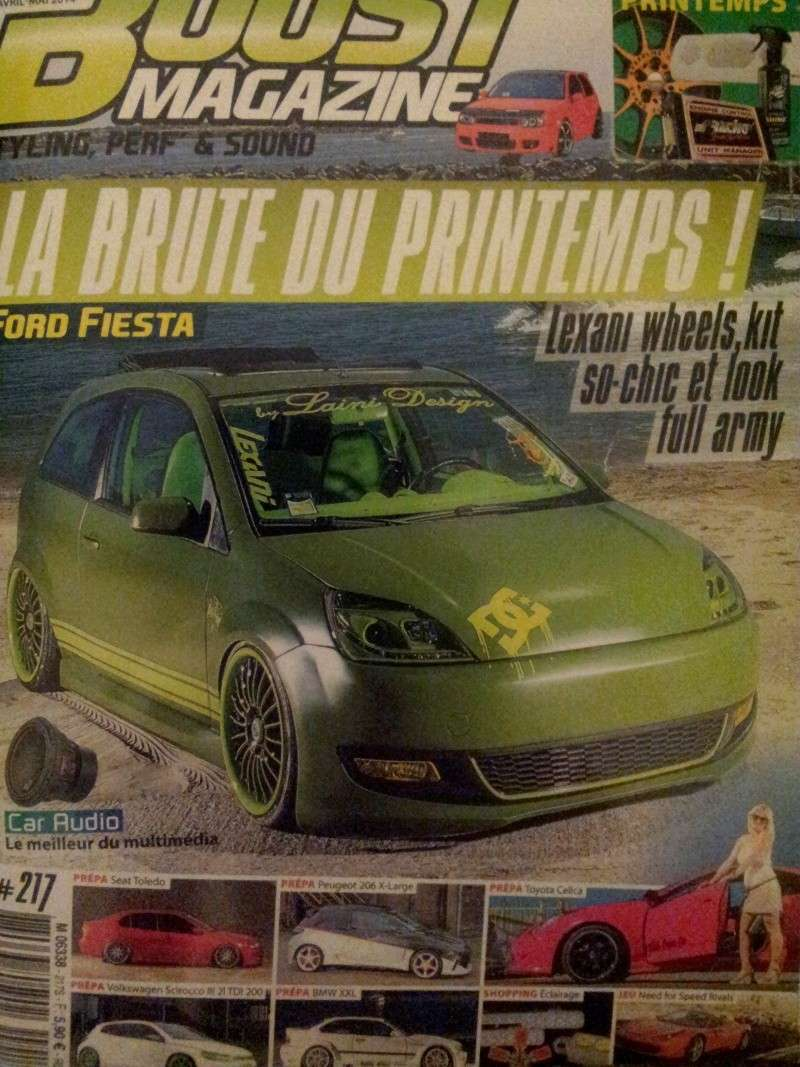 Seat Toledo² Un air ride et 4 Maserati Granturismo en 20. - Page 9 20140310