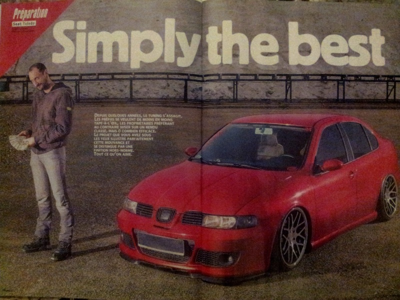 Seat Toledo² Un air ride et 4 Maserati Granturismo en 20. - Page 9 20140311