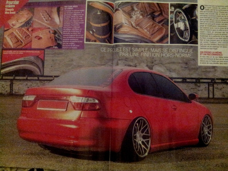 Seat Toledo² Un air ride et 4 Maserati Granturismo en 20. - Page 9 20140312