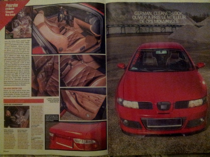 Seat Toledo² Un air ride et 4 Maserati Granturismo en 20. - Page 9 20140313