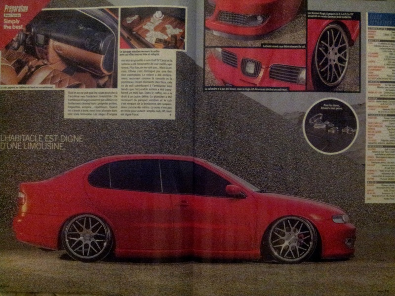 Seat Toledo² Un air ride et 4 Maserati Granturismo en 20. - Page 9 20140314