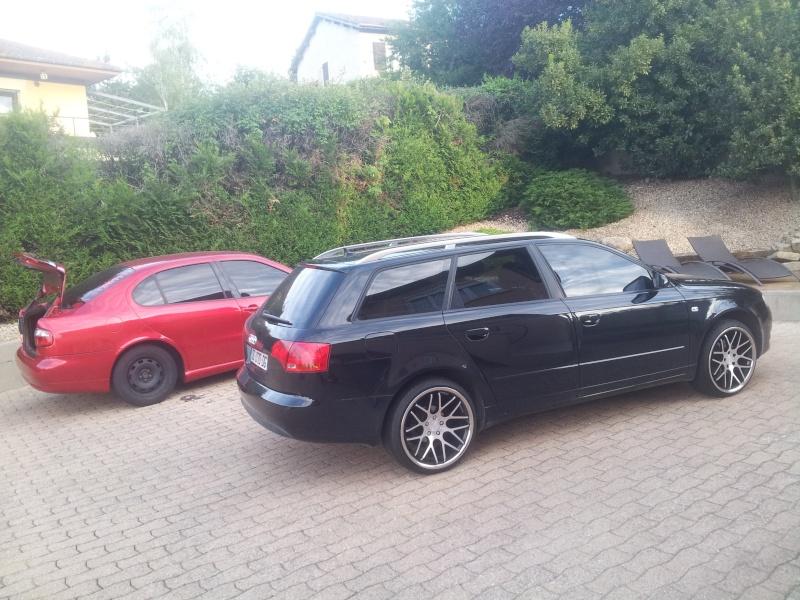 Seat Toledo² Un air ride et 4 Maserati Granturismo en 20. - Page 9 20140515