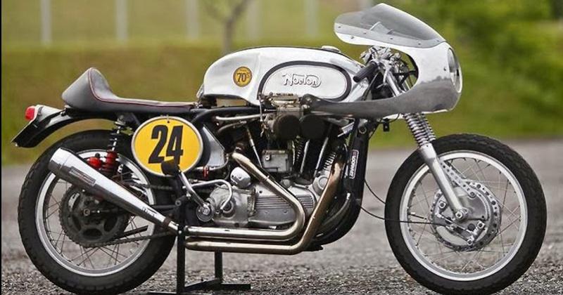 SPORTON NORLEY RACER Norton11