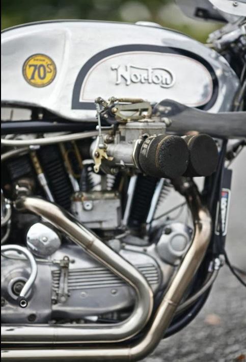 SPORTON NORLEY RACER Norton13